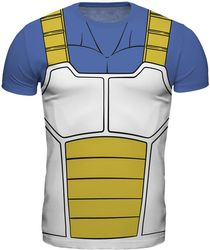 Dragon Ball - Vegeta Cosplay - T-Shirt Bild 2