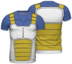 Dragon Ball - Vegeta Cosplay - T-Shirt
