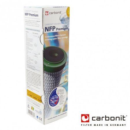 Carbonit NFP Premium Monoblock Filterpatrone 0,45 µm – Bild 1