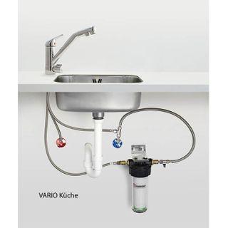 Carbonit Vario-HP Küche - Unterbaufilter - Trinkwasserfilter - mit NFP Premium – Bild 1