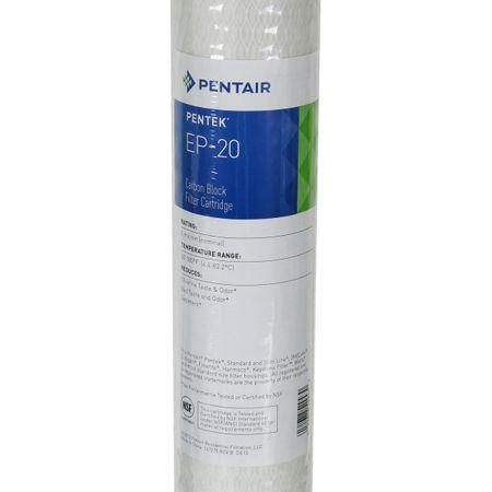 Pentair EP-20 Aktivkohleblockfilter 20 Zoll Pentek Carbon Block 5 µm – Bild 3