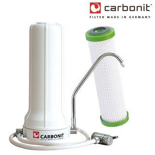 Carbonit Sanuno Filtergehäuse + Sanuno Schlauch + Carbonit NFP Premium – Bild 1