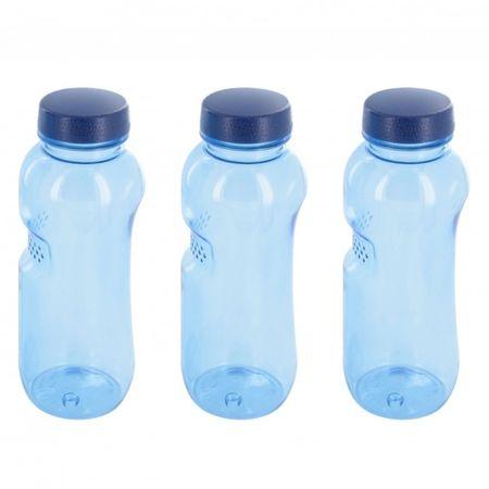 3 x 0,5 L Tritan Trinkflasche Wasserflasche Flasche Sport Fahrrad BPA - frei – Bild 1