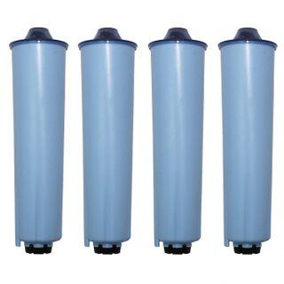 4x Steckbare Kartusche Sechskant - ersetzt Jura ENA Blue Filter