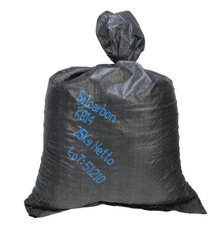 Aktivkohlegranulat aus Kokusnussschalen 25 Kg Sack Typ K814 – Bild 1
