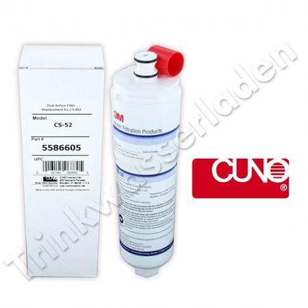 2x CS-52 Wasserfilter 3M CUNO Kühlschrankfilter für Bosch,Siemens,Neff,Gaggenau – Bild 2