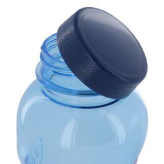 Trinkflasche 3 x 0,5 L Wasserflasche Tritan BPA frei + 3 x Trinkdeckel Flip Top – Bild 2