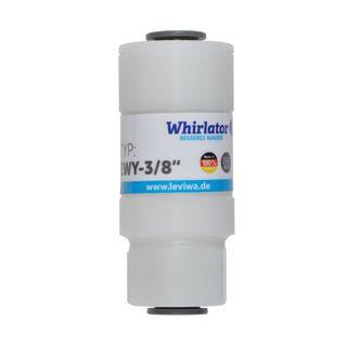 """Whirlator Verwirbler EWY-3/8"""" für Kunststoffschlauch von Leviwa Wasserwirbler"""
