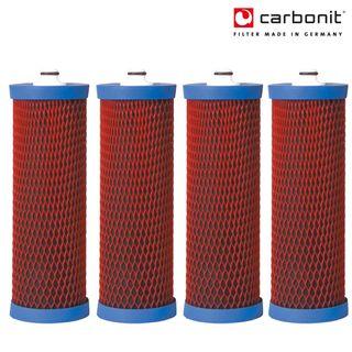 4x Carbonit WFP Select Wasserfilter für Quadro 60 Hauswasserfilter *SPARPREIS*