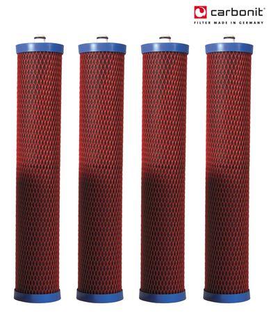 4x Carbonit WFP Select L Wasserfilter für Quadro 120 Hauswassersystem *SPARPREIS* – Bild 1
