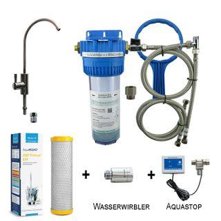 """TWL Vario Filtersystem """"Safe-Premium"""" mit UT-380 Wirbler, Primus EM und Aquastop"""