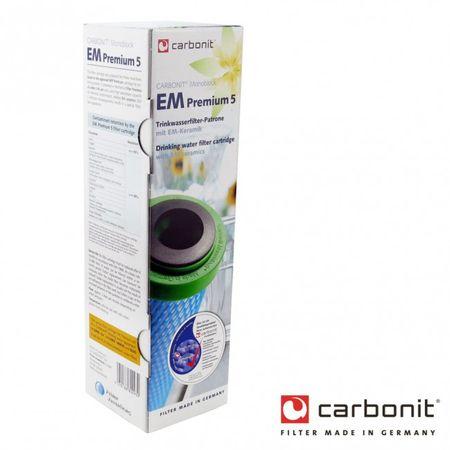 Carbonit EM Premium 5 Filterpatrone – Bild 1