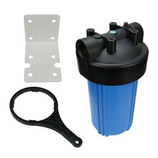 """Hauswasser Filtergehäuse 10"""" Big Blue, Garten, Brunnen, Pool, Regenwasser"""