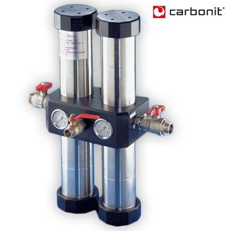 Carbonit Quadro 120 Hauswasseranlage – Bild 1