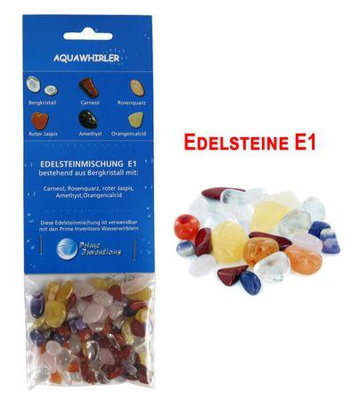 Edelsteinmischung E1 für Aquawhirler Piccolo, Wirbelei, AW888  – Bild 1