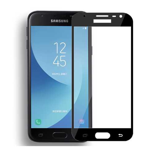 Tempered glas / Burst screen safety glas 9H for Samsung Galaxy J3 (J320) 2016 – Bild 3