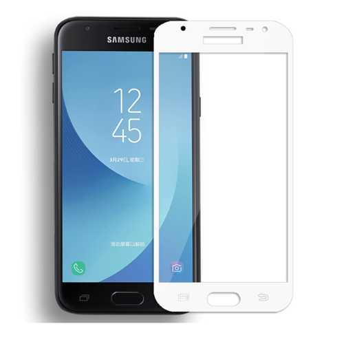 Tempered glas / Burst screen safety glas 9H for Samsung Galaxy J3 (J320) 2016 – Bild 4