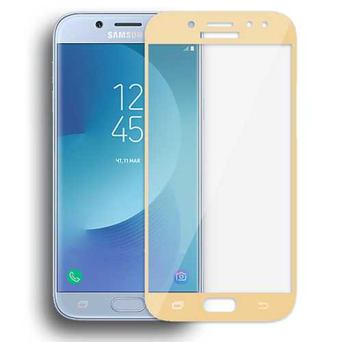 Tempered glas 3D / Burst screen safety glas 9H for Samsung Galaxy J5 (J530) 2017 – Bild 2