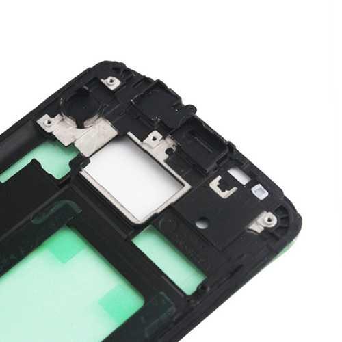 Frontrahmen / Displayrahmen für Samsung Galaxy S6 Edge G925 – Bild 2