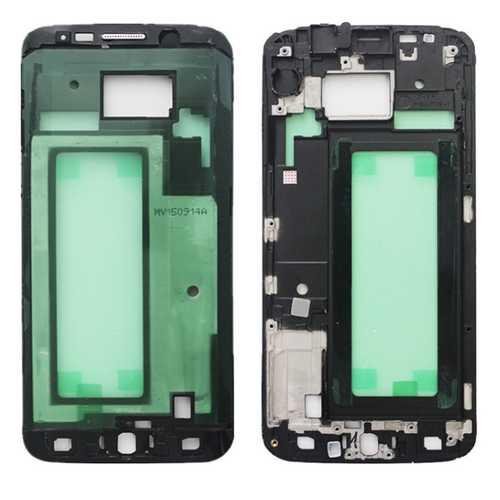 Frontrahmen / Displayrahmen für Samsung Galaxy S6 Edge G925 – Bild 1