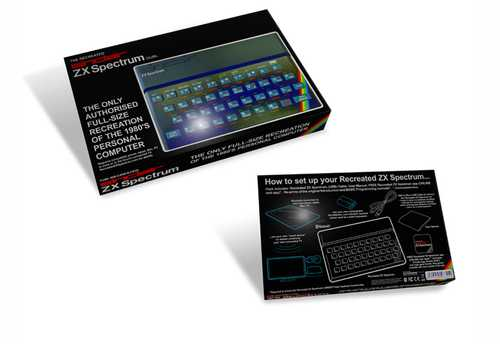 The recreated Sinclair ZX Spectrum Bluetooth – Bild 6