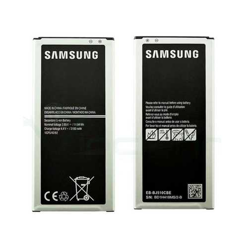 Original Battery for Samsung Galaxy J5 2016 J510 EB-BJ510CBE 3100m/Ah accu akku