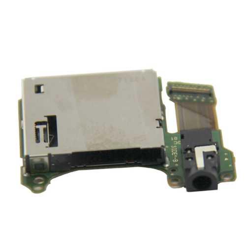 Game Card Socket/Gameslot mit Kopfhöreranschluss für die Nintendo Switch Konsole – Bild 1