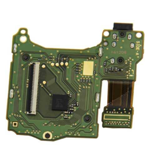 Game Card Socket/Gameslot mit Kopfhöreranschluss für die Nintendo Switch Konsole – Bild 2
