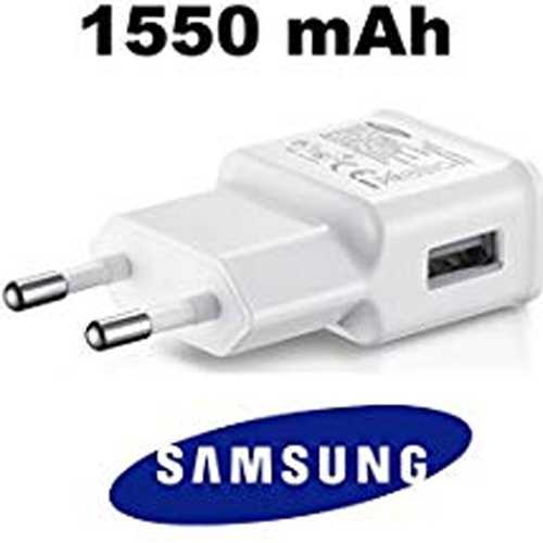 Original Samsung travelcharger 1,55A, for all Samsung mobilphones EP-TA50