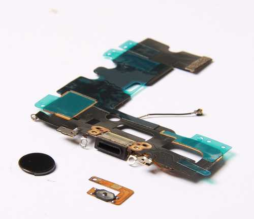 iPhone 7 Customized Charging Port Flex Cable, Home Button Flex Cable, Home Button Replacement – Bild 2