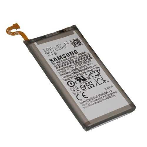 Batterie für Samsung Galaxy S9 G960F ORIGINAL AKKU EB-BG960ABE – Bild 1