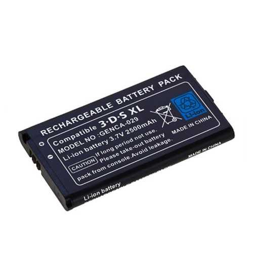 Batterie passend für Nintendo 3DS XL, 2000 mAh mit Schraubendreher - kompatibel SPR-003 – Bild 2