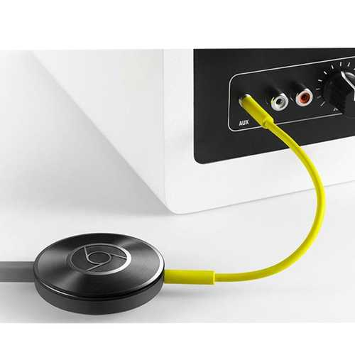 GOOGLE CHROMECAST AUDIO: STREAMING-BOX FÜR DIE STEREOANLAGE – Bild 4