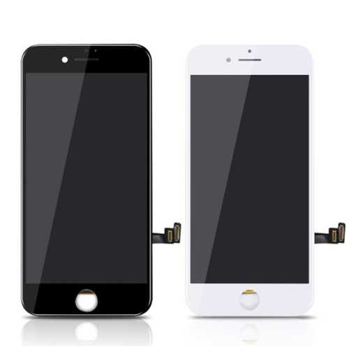 Common quality LCD Digitizer Touch pad with Front panel Glass Cover for iPhone 8+ – Bild 1