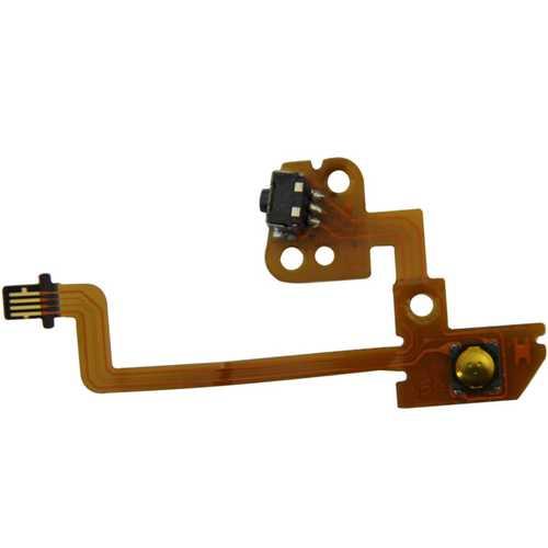 Flex cable L-key spare part for Nintendo Switch Joy-Con – Bild 1