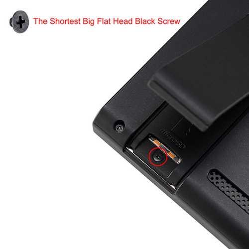 Ersatzschraubenset für Nintendo Switch Konsole – Bild 5