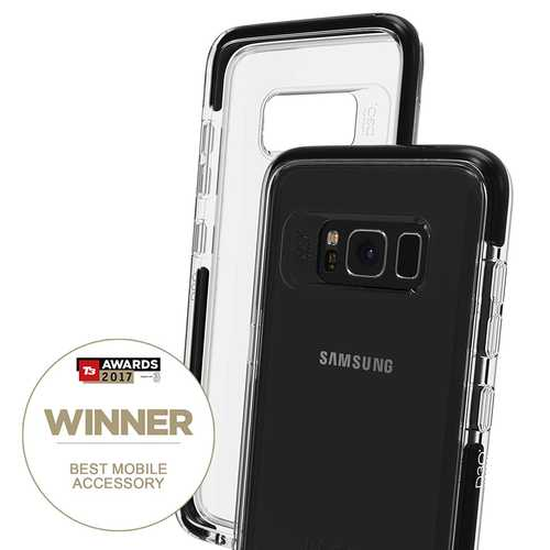 Gear 4 Piccadilly Clear Case with Advanced Impact Protection [ Protected by D3O ], Slim, tough design – Bild 11
