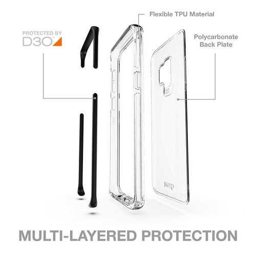 Gear4 Piccadilly Klarsichthülle mit verbessertem Stoßschutz [D3O-geschützt], schlankes, robustes Design – Bild 17