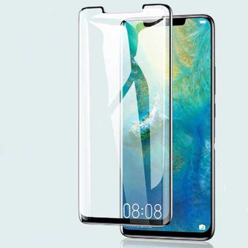 Tempered glas / Burst screen safety glas 3D 9H suitable for Huawei Mate 20 pro