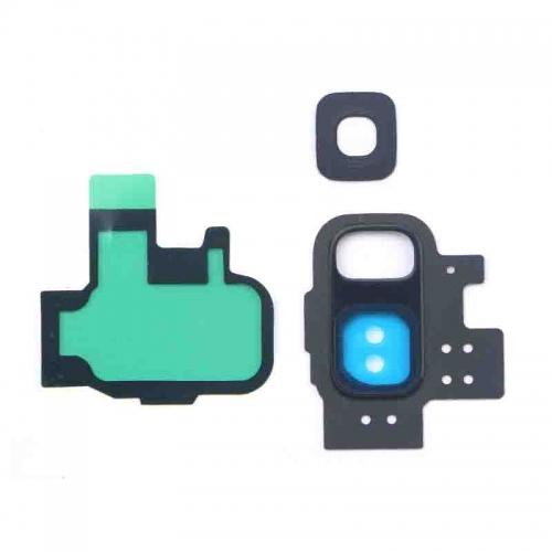 Lens (Glas) for Kamera (back) with frame suitable for Samsung Galaxy S9 G950F – Bild 7