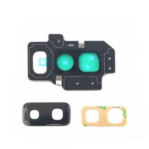 Lens (Glas) for Kamera (back) with frame suitable for Samsung Galaxy S9+ G965F – Bild 6