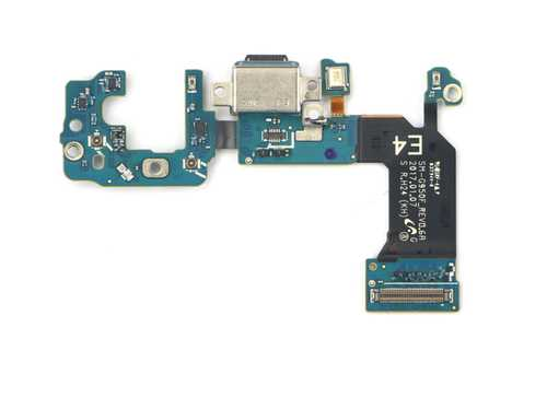 Micro USB Port / Dock connector mit Flex passend für Samsung Galaxy S8 G950F – Bild 1