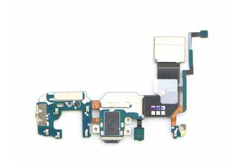 Micro USB Port / Dock connector mit Flex passend für Samsung Galaxy S8+ G955F – Bild 1