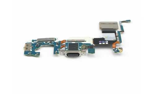 Micro USB Port / Dock connector mit Flex passend für Samsung Galaxy S8+ G955F – Bild 4