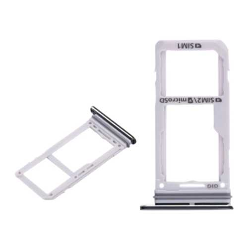 Dual Sim + SD Kartenhalter / Sim card tray passend für Samsung Galaxy S8 G950F Duos / S8+ G955F Duos – Bild 11