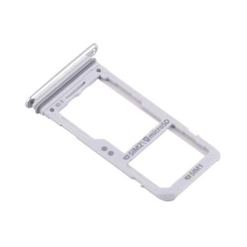 Dual Sim + SD Kartenhalter / Sim card tray passend für Samsung Galaxy S8 G950F Duos / S8+ G955F Duos – Bild 12