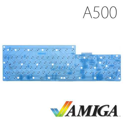 Keyboard membrane suitable for Amiga, A500, A600, A1200 (please choose) – Bild 1