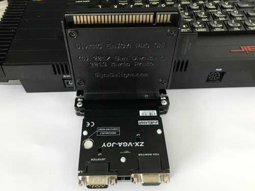 ZX-EXT Expansion port doubler Y-Port compatible for ZX Spectrum – Bild 3