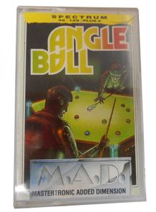 Sinclair ZX Spectrum Angle Ball