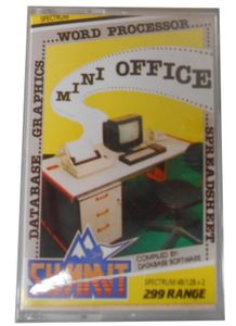 Sinclair ZX Spectrum Mini Office